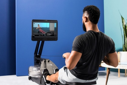 an overview of the cityrow go rower